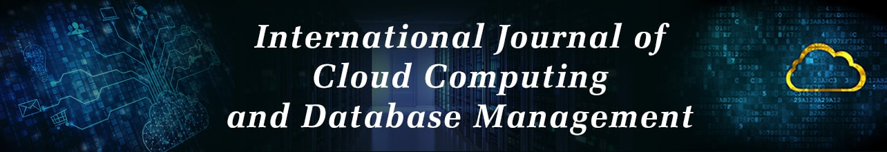 International Journal of Cloud Computing and Database Management