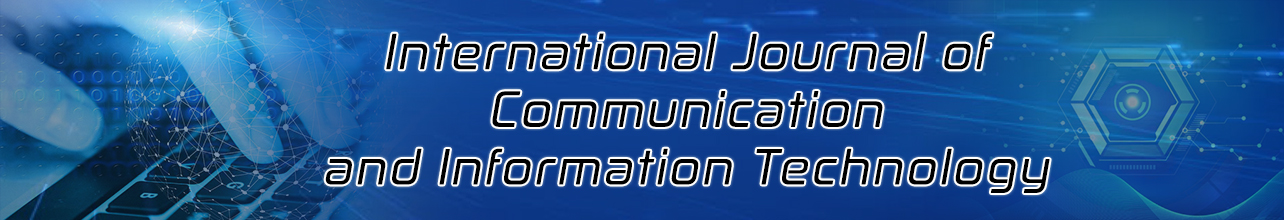 International Journal of Communication and Information Technology