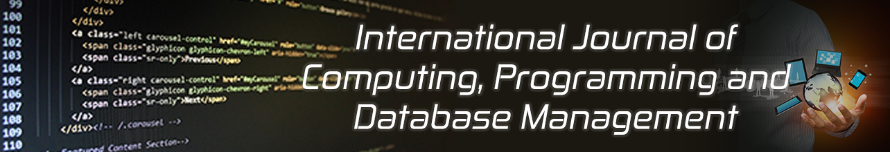 International Journal of Computing, Programming and Database Management